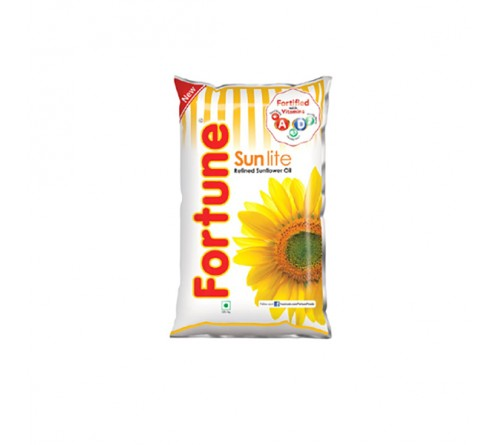 Fortune Sunlite Refined Oil - 1 ltr