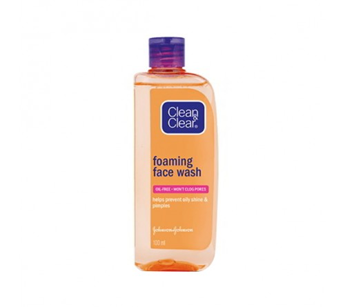 Clean And Clear Face Wash - 100 Ml
