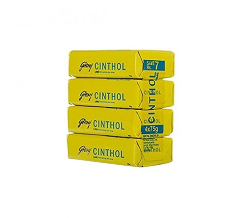 Cinthol Soap Set